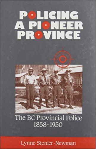 Policing A Pioneer Province