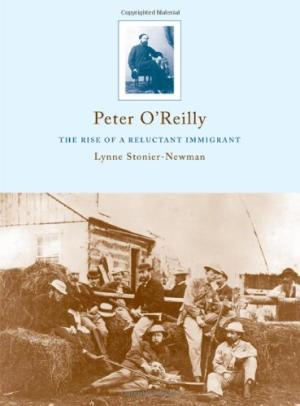Peter O'Reilly-The Rise of A Reluctant Immigrant